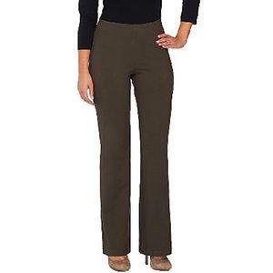 Women w/ Control Hollywood Seam Detail Pant L-Tall
